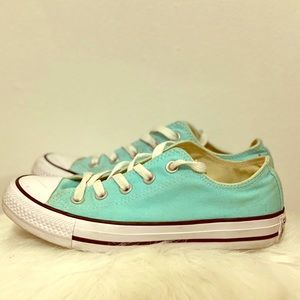 Converse All Star Low Top Turquoise